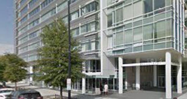 Office building at 1015 Half Street, SE
