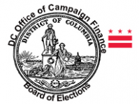 Office of Campaign Finance, DC Board of Elections and Ethics, OCF logo